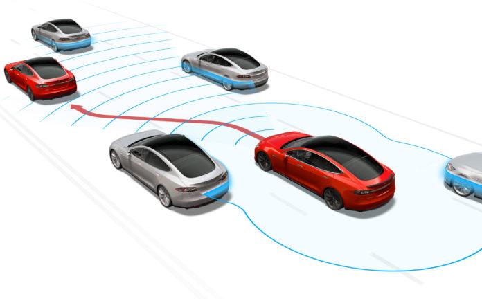 I 5 livelli di guida autonoma